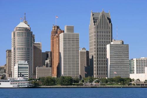 Фото №5 - Агония ржавых руин: как Детройт из великого города превратился в великую помойку