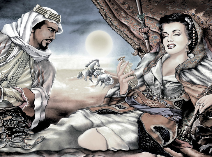 Фото №1 - «Принц из пустыни»: как парфюмерный бренд Designer Shaik делает восточную сказку явью