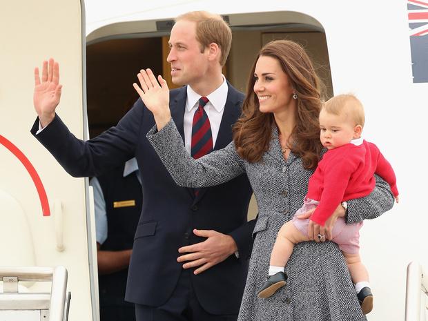 Фото №3 - Особая поддержка: как Кейт помогает Уильяму готовиться к правлению страной