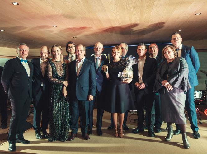 Фото №2 - Золотой запас: как прошла первая церемония вручения премии Gold Print Awards