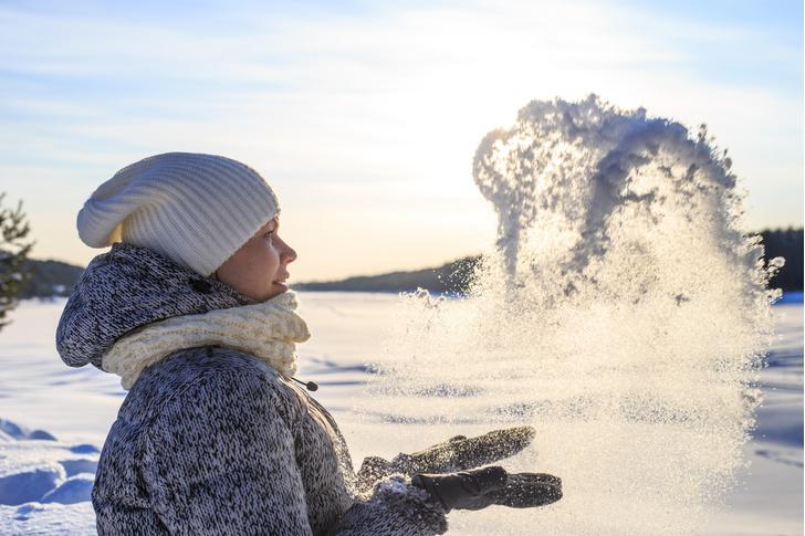 Фото №1 - Найдена мутация, защищающая европейцев от холода