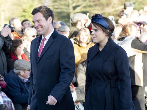 Фото №1 - Просто Джек: почему муж принцессы Евгении не получил королевского титула
