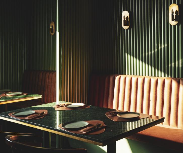 Фото №1 - Изумрудное кафе в Индии