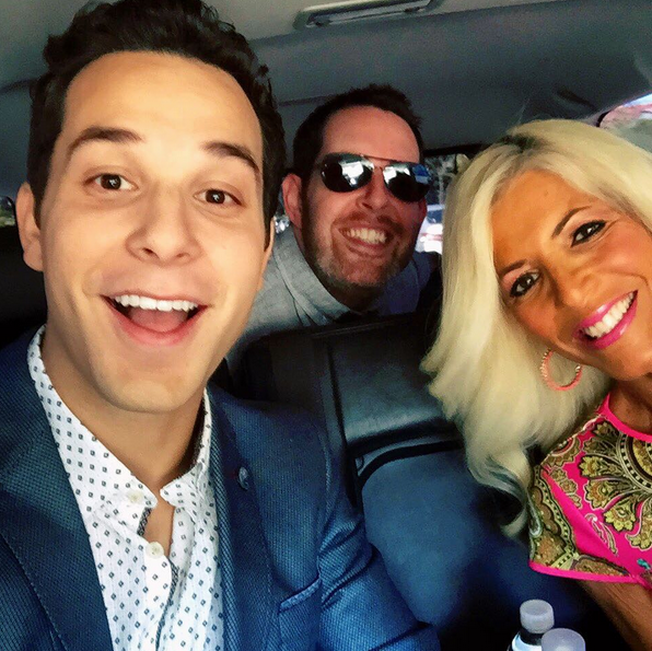 Фото №30 - Звездный Instagram: Teen Choice Awards 2015