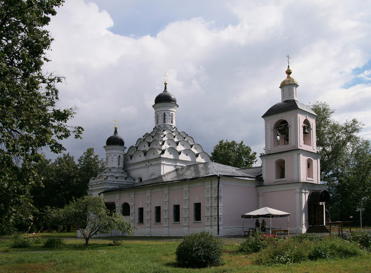Фото №5 - Церковь Трифона в Напрудном и еще 4 древних храма Москвы за пределами Садового