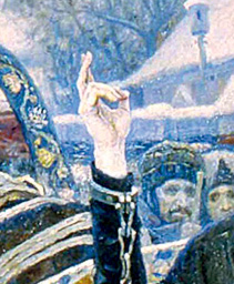 Фото №3 - 16 символов, зашифрованных в картине «Боярыня Морозова»