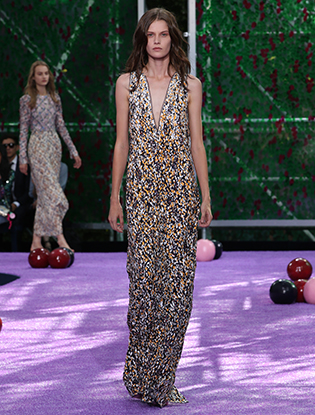 Фото №42 - Неделя Высокой моды в Париже: Dior Couture AW2015/16