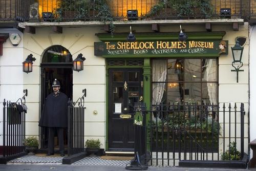 Фото №3 - 10 любимых  мест Шерлока Холмса в Лондоне