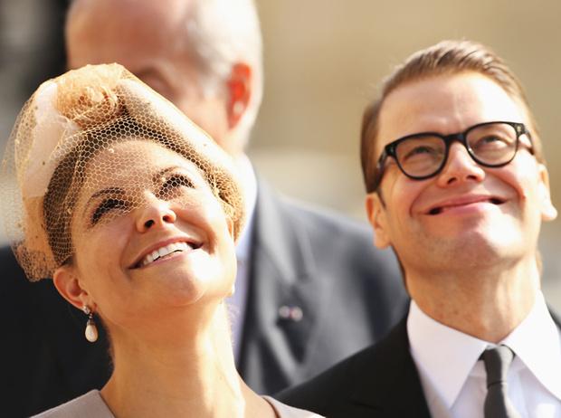 Фото №69 - Самые забавные моменты на королевских свадьбах (истории в фотографиях)