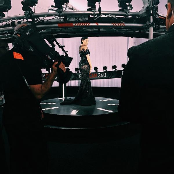 Фото №39 - Звездный Instagram: «Грэмми-2015»