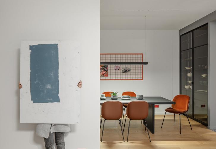 Фото №3 - Квартира 260 м² для семьи с тремя детьми и собакой