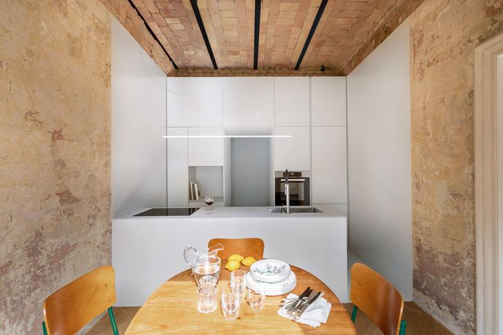 Фото №4 - Яркая квартира в Риме для творческой семьи