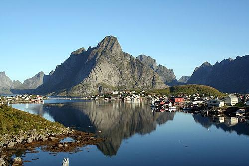 Фото №3 - 15 мест в Норвегии, которые стоит увидеть своими глазами
