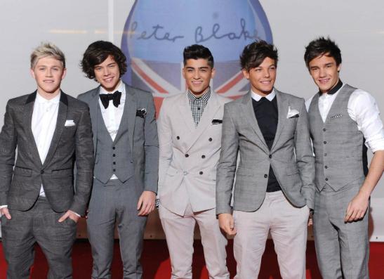 Фото №1 - Участники One Direction познакомились со своими двойниками
