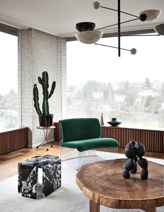 Фото №7 - Двухэтажная вилла в Швеции для семьи дизайнеров