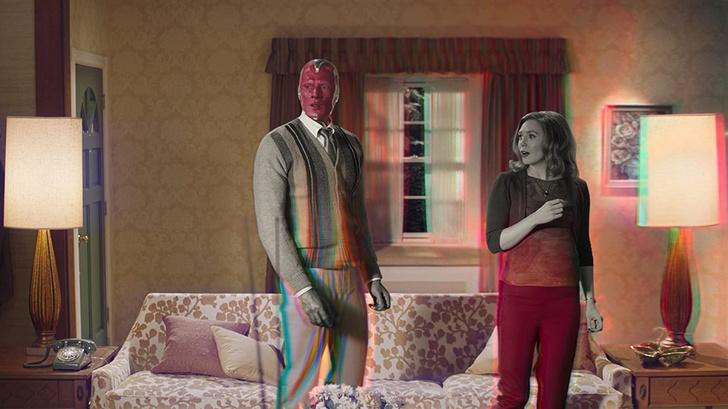 Фото №1 - Студия Marvel изменила сцену после титров в «ВандаВижн». Фанаты уверены, там Доктор Стрэндж