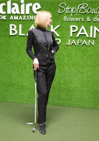 Фото №8 - Победила дружба: турнир по гольфу для леди