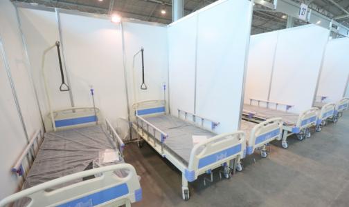 Фото №1 - Госпиталю для ветеранов и 40-й больнице дали больше денег на лечение легких пациентов с COVID
