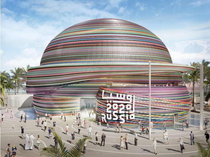 Фото №1 - «Экспо-2020»: как прошла презентация Павильона России в Дубае