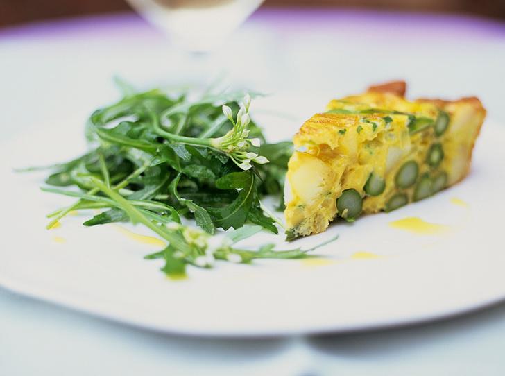 Фото №2 - Рецепты вкусных блюд из спаржи