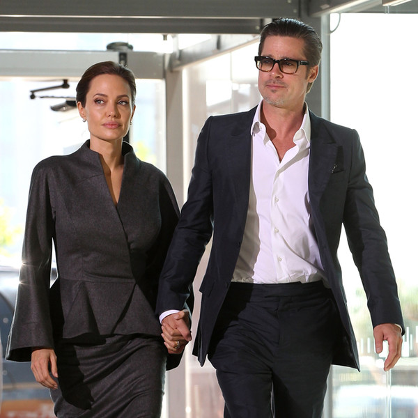Фото №13 - Астропсихолог: разведутся или нет Анджелина Джоли и Брэд Питт