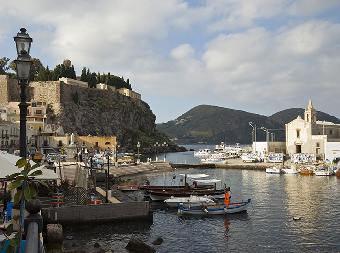 Фото №3 - Липарские острова в Италии: путешествие к вулканам, которое запомнится навсегда