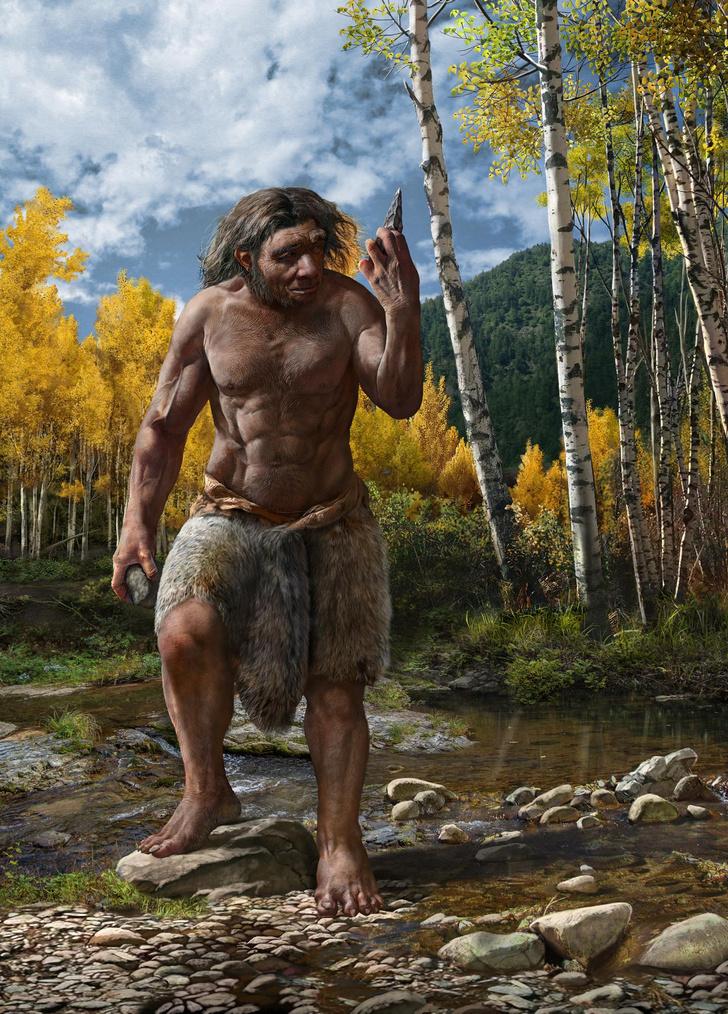 Фото №1 - Ученые обнаружили останки «человека-дракона»