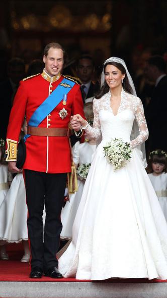 Фото №2 - Свадебная традиция Виндзоров, которую нарушили Кейт и Диана
