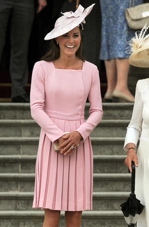 Фото №4 - Суровые уроки стиля, которые Кейт Миддлтон усвоила в браке с принцем Уильямом