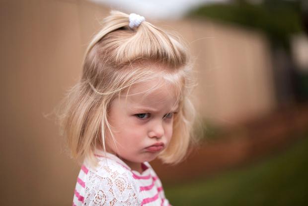 Фото №4 - Как отучить ребенка кусать маму и драться: советы психолога