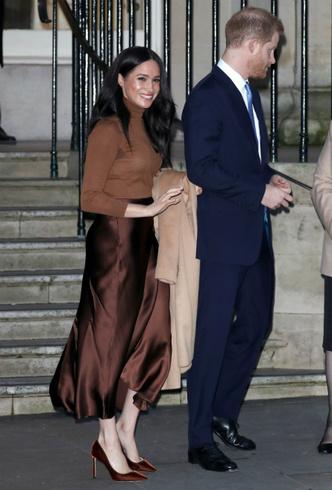Фото №5 - Жизнь после дворца: как Гарри и Меган повторяют «карьеру» Дианы (и почему это плохо)
