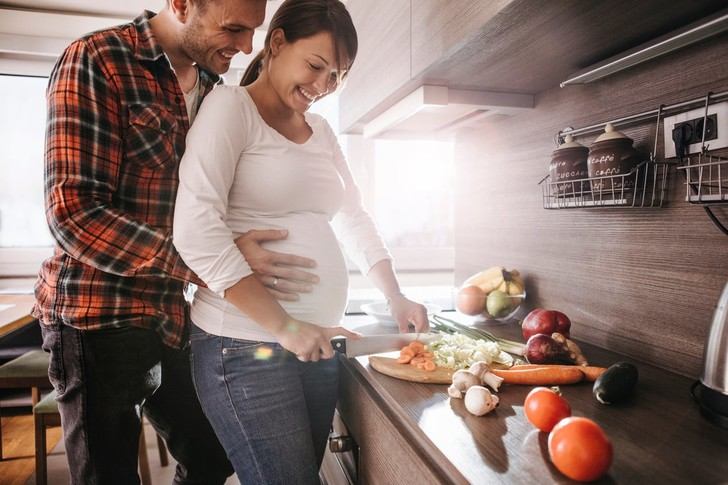 что есть во время беременности
