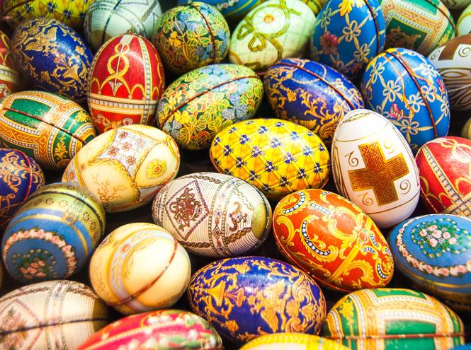 Фото №5 - 9 способов покрасить яйца на Пасху (и какой цвет нельзя использовать)