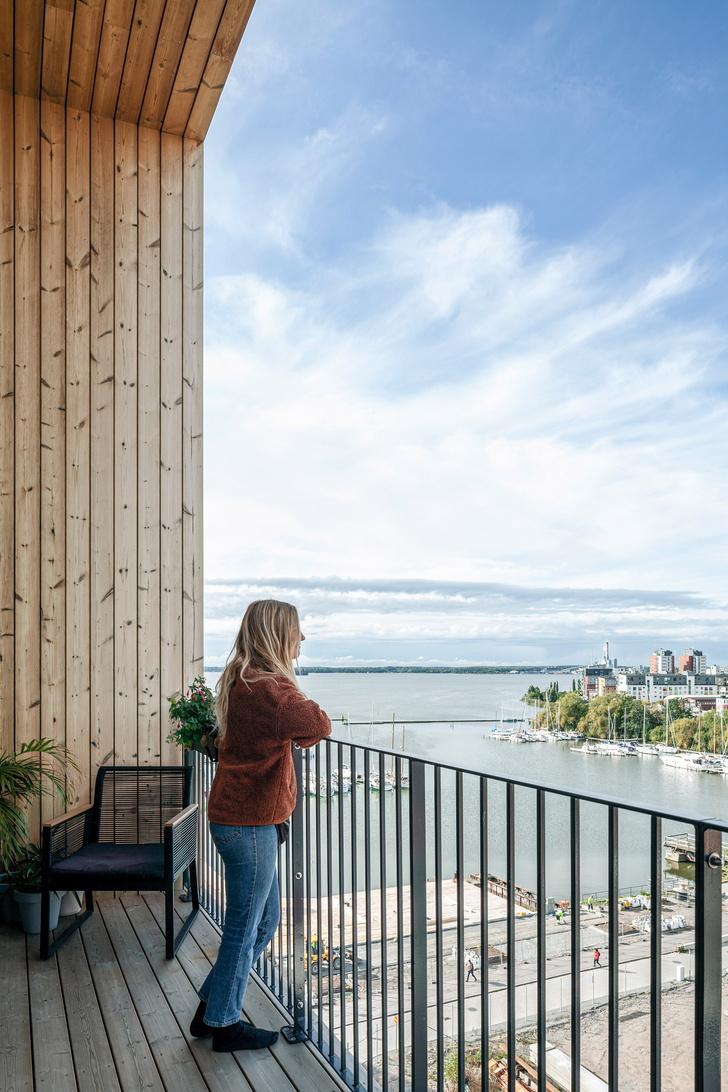 Фото №6 - В Швеции построили полностью деревянную восьмиэтажку (фото)