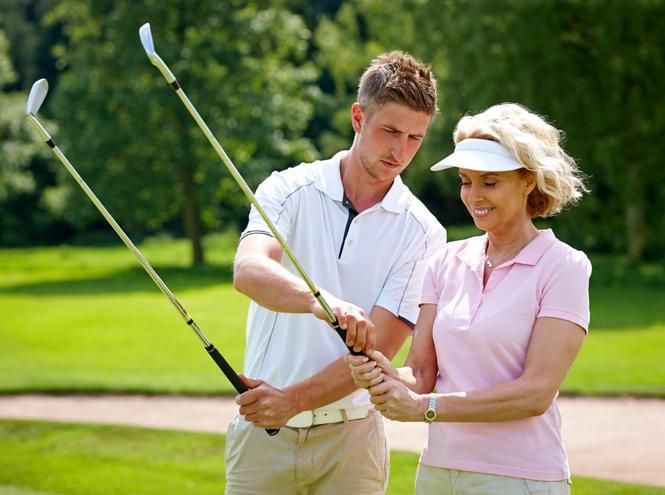 Фото №6 - Новый тренд: женский гольф