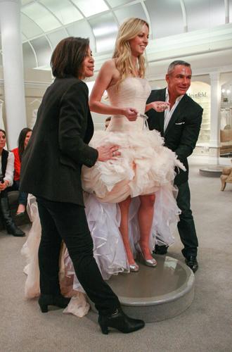 Фото №10 - Мода на белое: история традиционного наряда невесты