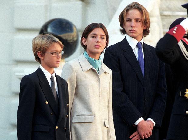 Фото №11 - Сильные гены: как выглядят потомки принцессы Монако Грейс Келли