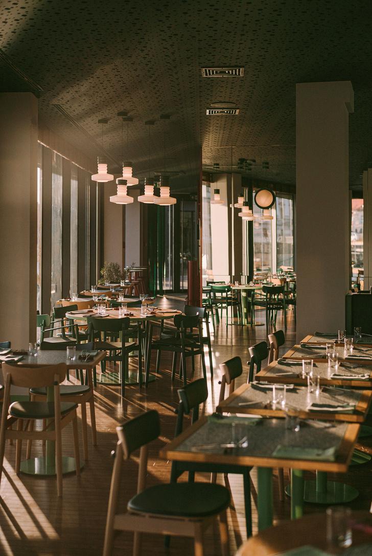 Фото №5 - Ресторан с видом на реку в Ворцлаве