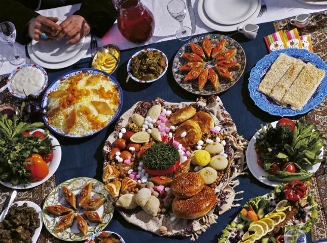 Фото №3 - Продолжаем праздновать: Персидский Новый год