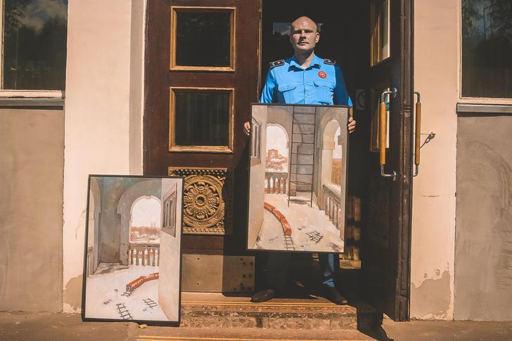 Фото №2 - Выставка «Обратная сторона метро» в Музее Москвы