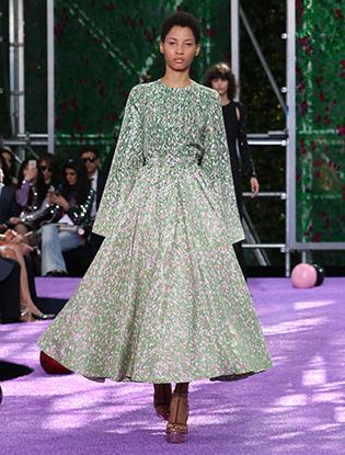 Фото №7 - Неделя Высокой моды в Париже: Dior Couture AW2015/16