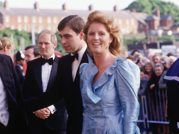 Фото №3 - Сомнения невесты: почему Сара Фергюсон приняла предложение принца Эндрю за шутку