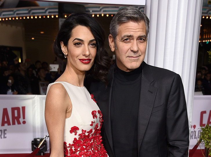 Фото №3 - Амаль Клуни родила двойню