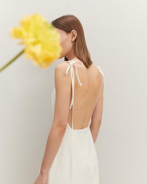 Фото №8 - Платье с открытой спиной: на работу, в отпуск и на летнее торжество