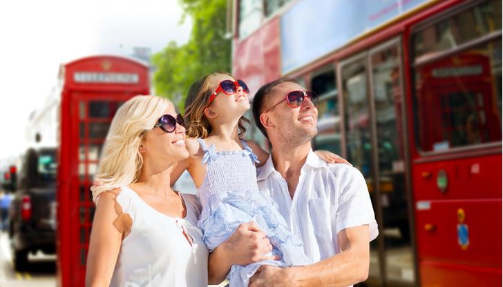 Фото №1 - Составлена десятка лучших городов мира для семейного отдыха