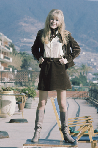 Фото №32 - Мода 60-х: иконы стиля, создавшие свою эпоху