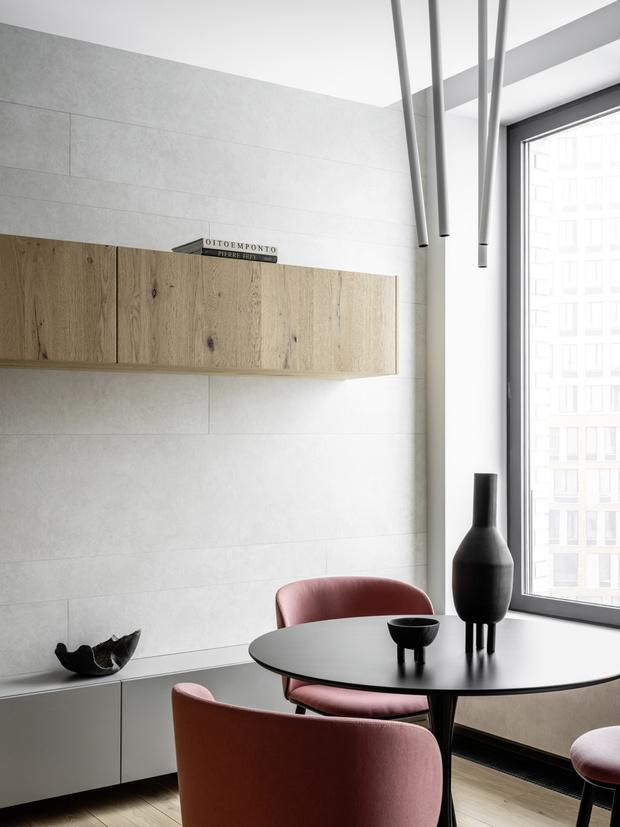 Фото №4 - Светлая минималистская квартира в Москве