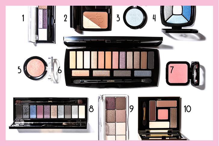 Фото №1 - Какие оттенки в макияже актуальны этой зимой: советы визажиста