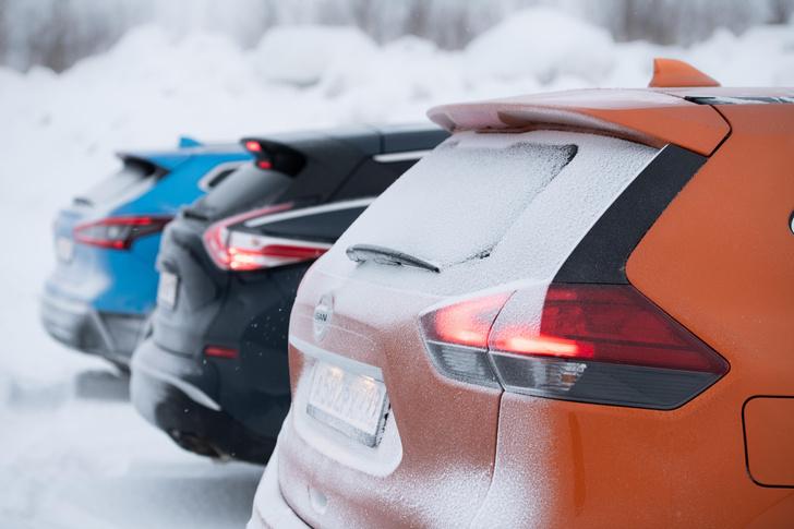Фото №6 - Nissan X-Trail— твое собственное северное сияние