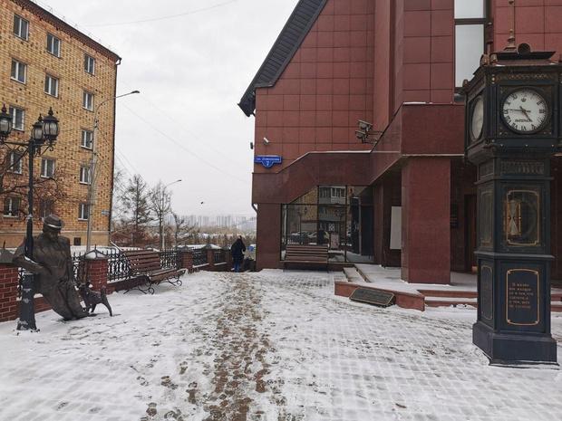 Фото №10 - Смотри в оба: пять тайных символов Красноярска